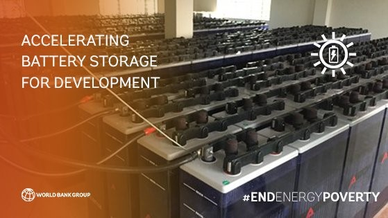 Accelerating Battery Storage for Development