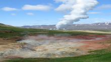 Iceland, Geothermal Energy
