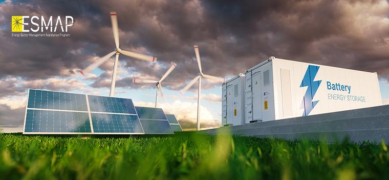 Stakeholder Consultation for the Energy Storage Partnership (ESP)