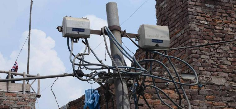 [FPWZ_2684]  Sharing Best Practices from Brazil and India to Bring Electricity to Slums  in Jamaica and Kenya | ESMAP | India News Home Wiring Basics |  | ESMAP