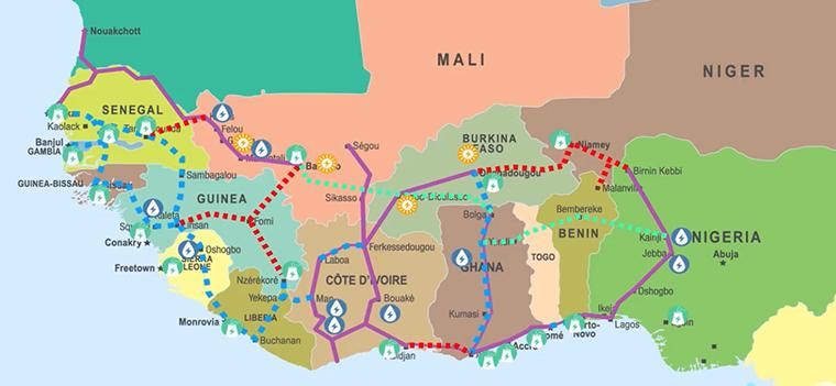 A Strategy for Power Trade Across West Africa | ESMAP