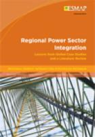 power sector regional