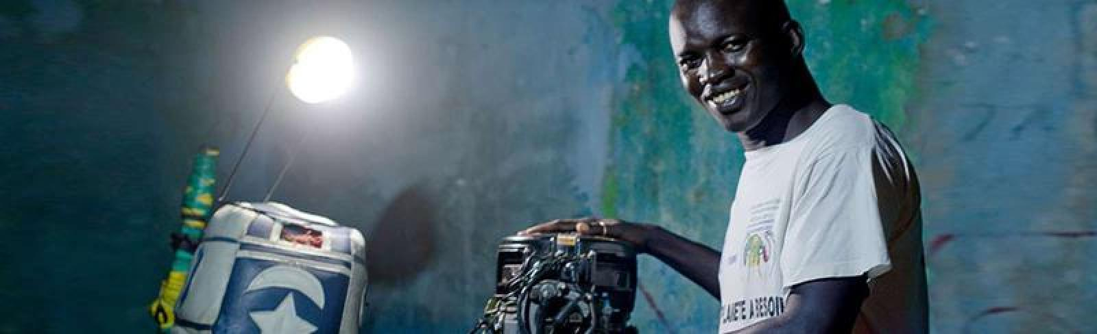 Experiencing Solar Products in the Dark Sheds Light on their Power
