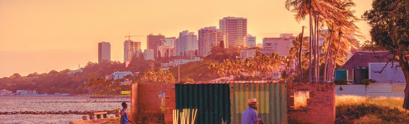 Maputo, Mozambique Skyline. Photo by Rohan Reddy on Unsplash