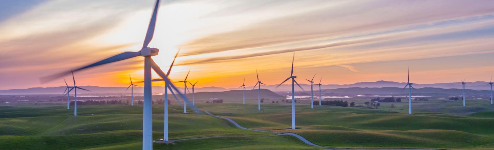Windfarm Photo by RawFilm on Unsplash