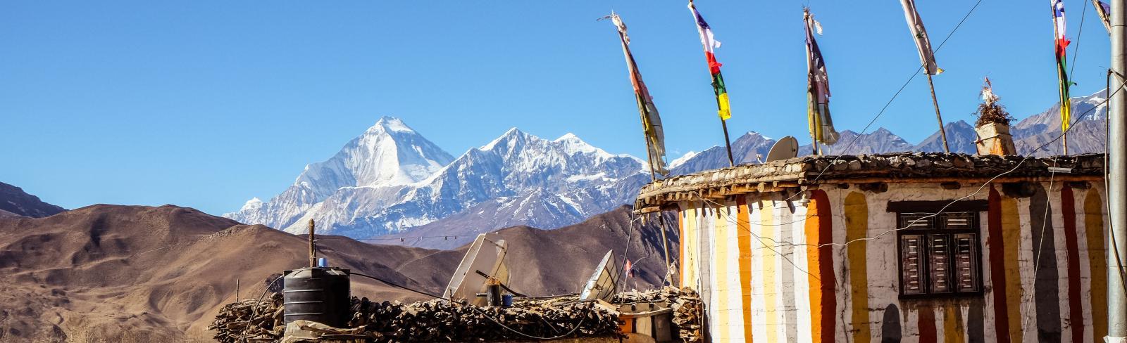 istock, Nepal, rural