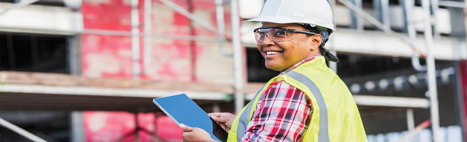 Stepping Up Women's STEM Careers in Infrastructure Sectors