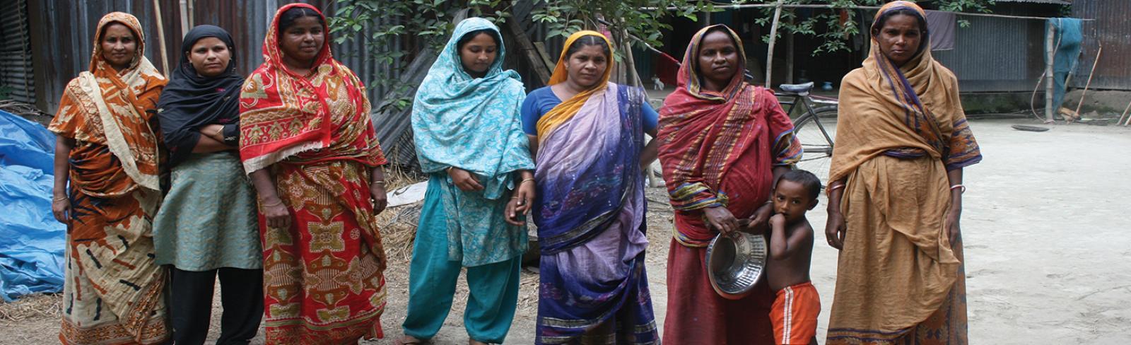 Bangladesh, women,