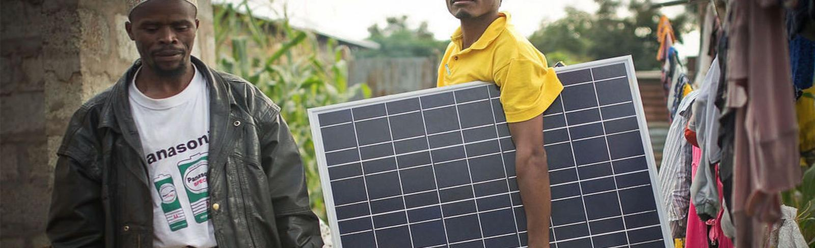 From Lighting Africa to Lighting Global | Creating Off-Grid Solar Markets to Light up the World