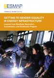 Getting to Gender Equality in Energy Infrastructure