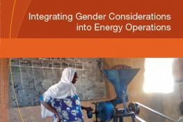 Integrating Gender Considerations into Energy Operations