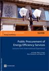 Public Procurement of Energy Efficiency Services cover