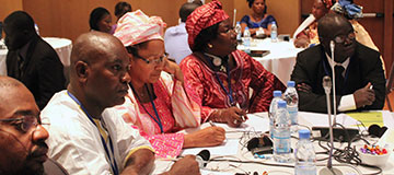 ESMAP Gender Workshop, Senegal