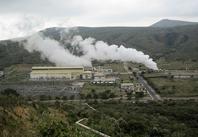 GeoThermal Centrale
