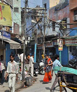 India urban