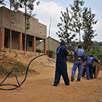 ESMAP Helps Triple Electrification Rates in Rwanda