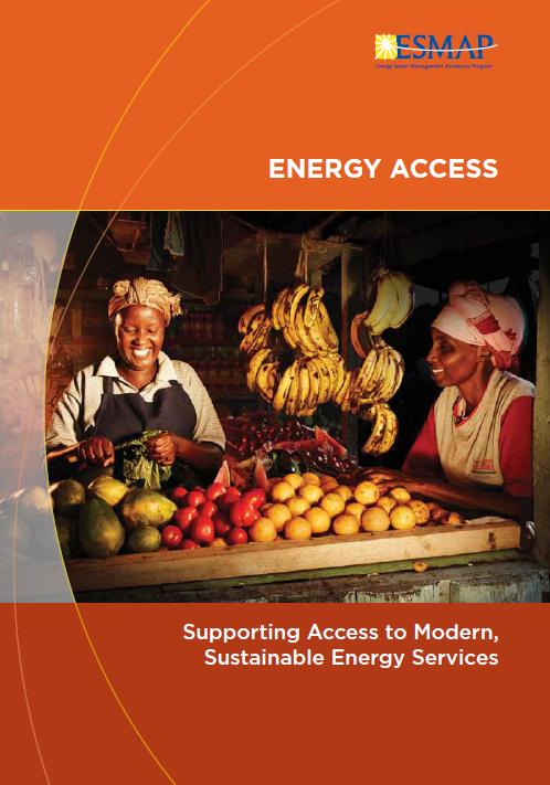 ESMAP Energy Access Brochure