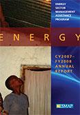 ESMAP 2007-2008 Annual Report