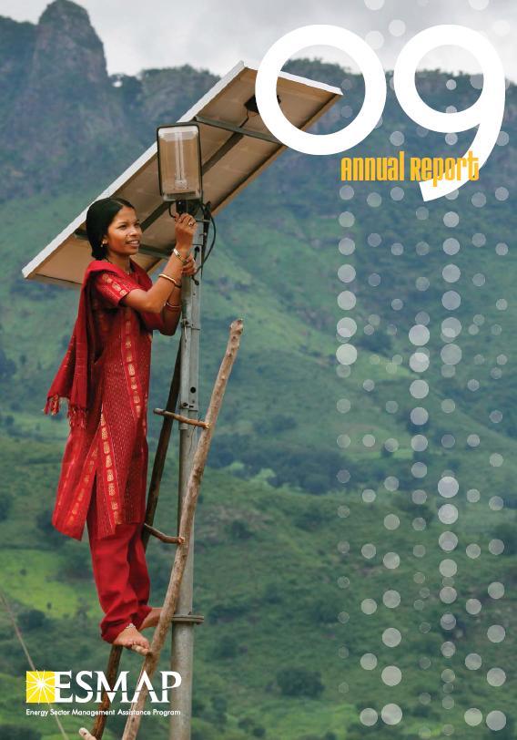 ESMAP 2009 Annual Report
