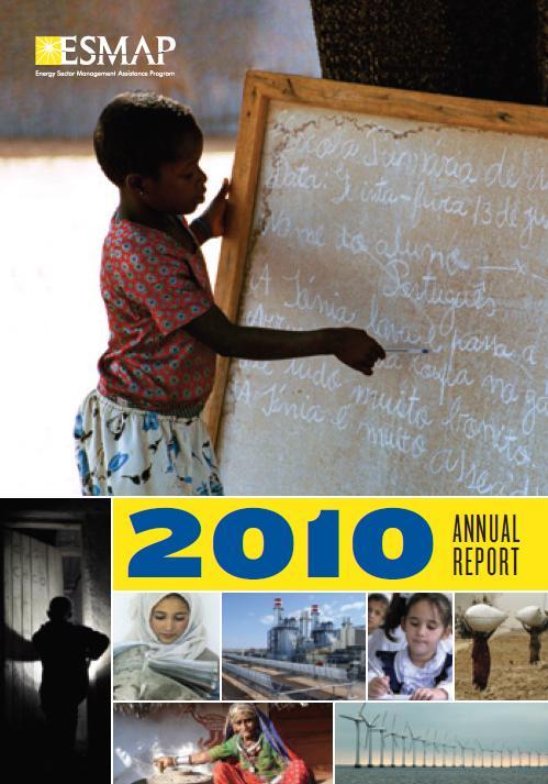 ESMAP 2010 Annual Report