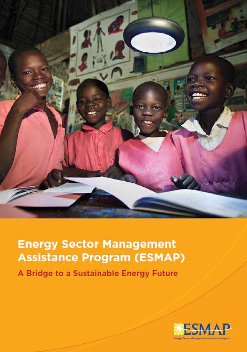 ESMAP Promotional Brochure About ESMAP
