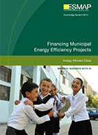 Financing Municipal Energy Efficiency Projects | Mayoral Guidance Note #2