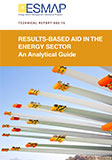 Results-Based Aid in the Energy Sector | An Analytical Guide