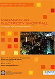 Central America Regional Programmmatic Study for the Energy Sector: Managing an Electricity Shortfall, A Guide for Policymakers