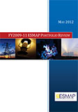 ESMAP Portfolio Review 2012