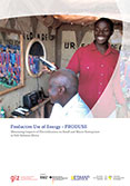 Productive Use of Energy – PRODUSE | Measuring Impacts of Electrification on Small and Micro-Enterprises in Sub-Saharan Africa