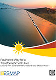 Paving the Way to a Transformational Future | Lessons from Jawaharlal Nehru National Solar Mission Phase I