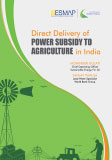 Direct Delivery of Power Subsidy to Agriculture in India